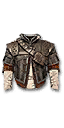 Mastercrafted Legendary Wolven armor