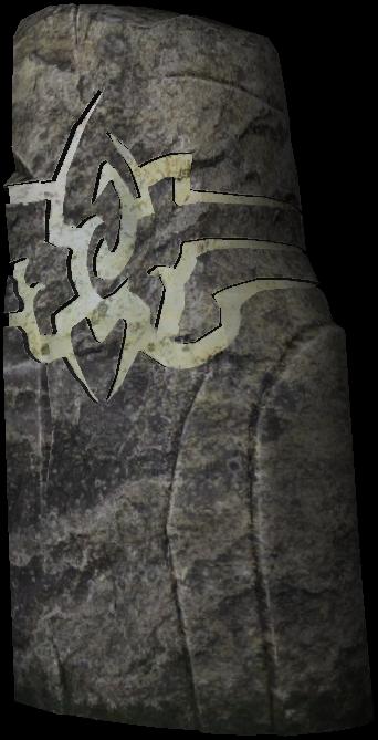 Wayfarer's stone
