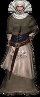 La tavernière, sa femme