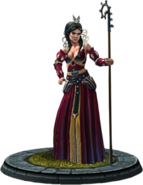 Twba character model Philippa