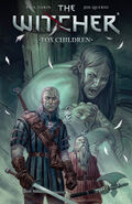 The Witcher Fox Children book cover