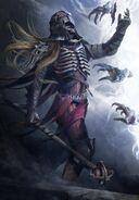 Gwent cardart monsters wild hunt navigator