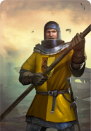 Tw3 cardart northernrealms kaedwen siege 3