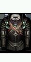 Nilfgaardian guardsman armor