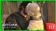 The Witcher 3 - Ciri's Kiss & Romance Attempt - Story & Gameplay 117 PC