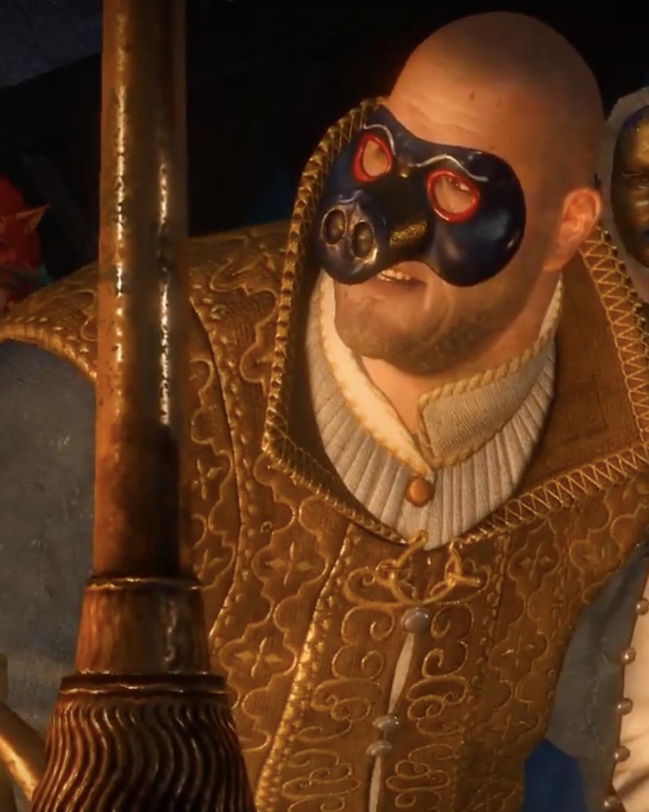 Dijkstra's mask