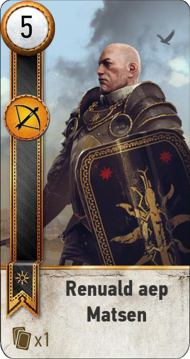 Renuald aep Matsen (gwent card)