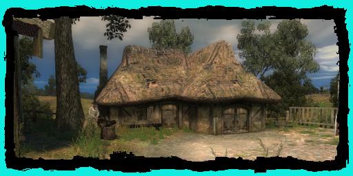 Healer's hut