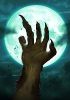 Gwent cardart monsters moonlight