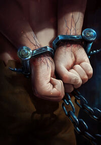 Gwent cardart neutral dimeritium shackles.jpg