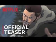 The Witcher- Nightmare of the Wolf - Official Teaser - Netflix