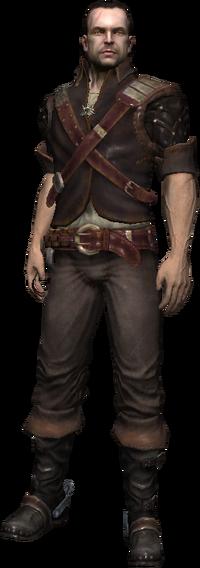 Lambert, un witcher