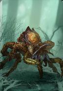 Tw3 cardart monsters arachas2