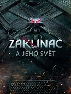 The World of The Witcher book czech