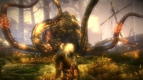 Kayran (The Witcher 2) Full HD