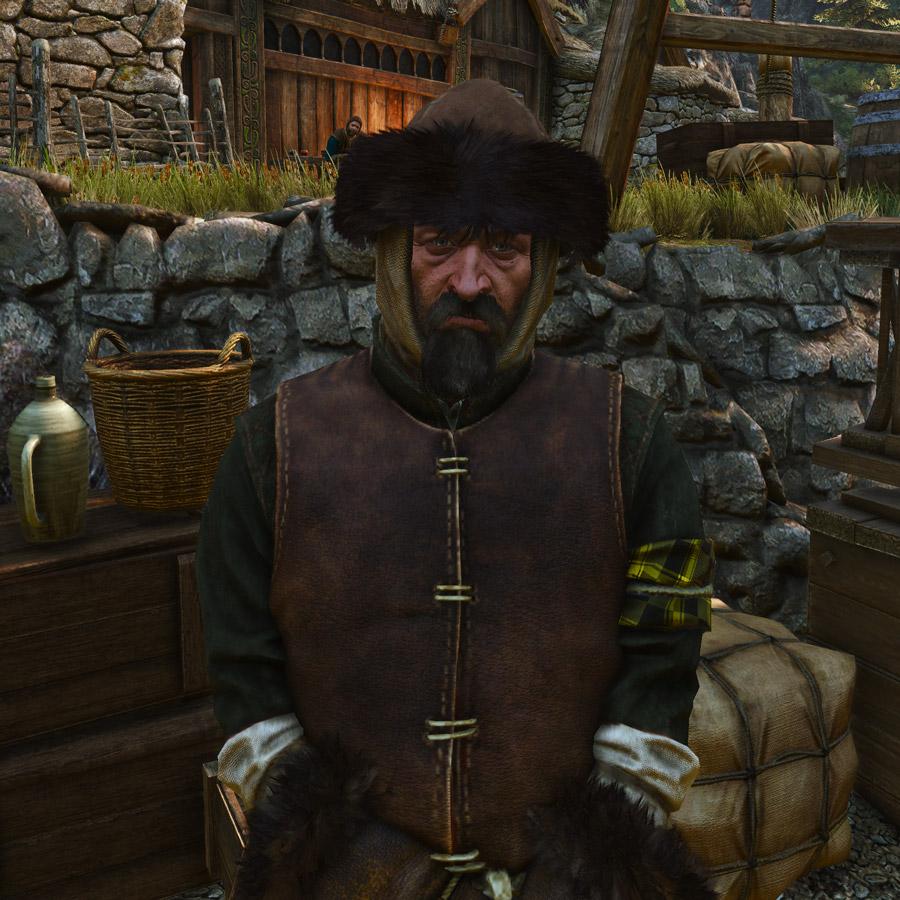 Merchant (Holmstein's Port)