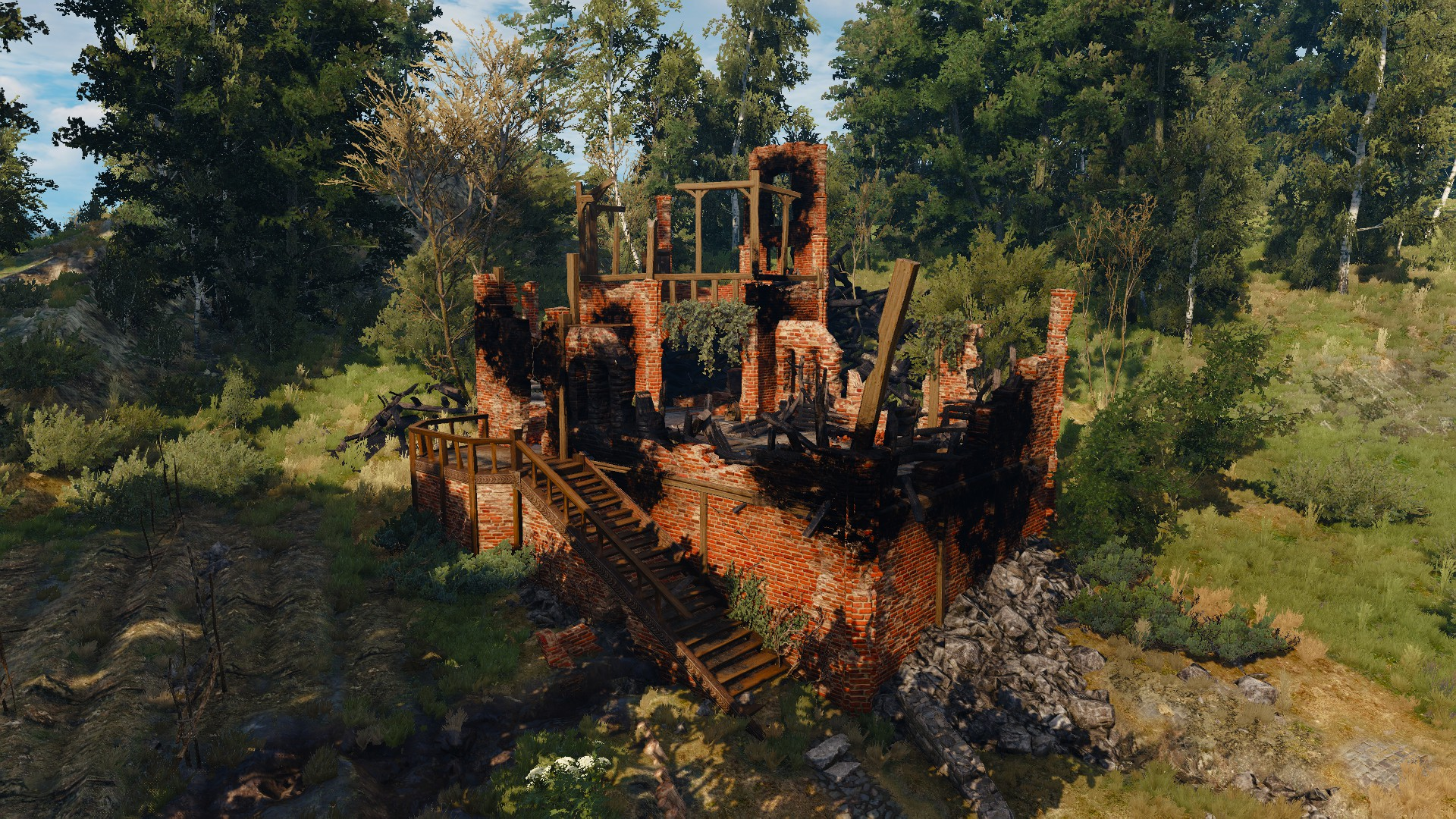 Aeramas' Abandoned Manor