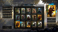 GWENT OB Old Deck Viewer