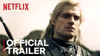 The Witcher TV Series Main Trailer