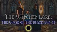 Legends of The Witcher The Curse of The Black Sun Renfri