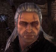 The Witcher 2 Geralt