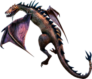 Tw1 monsterbook wyvern.png