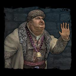 The Witcher merchants