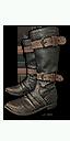 Enhanced Legendary Wolven boots