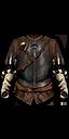 Toussaint Ducal Guardsman's armor