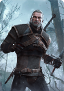 Tw3 cardart neutral geralt