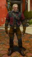 Enhanced Wolf School Gear