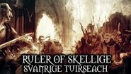 The Witcher 3- Wild Hunt - Conclusion -8 - Ruler of Skellige - Svanrige Tuirseach