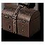 Locked strongbox