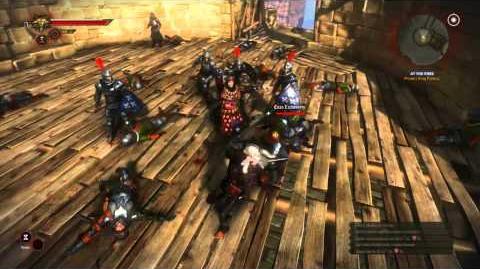 Barricade (quest)