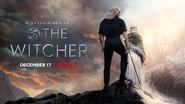 The Witcher Netflix key art S2