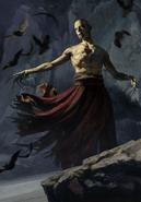 Gwent cardart monsters unseen elder