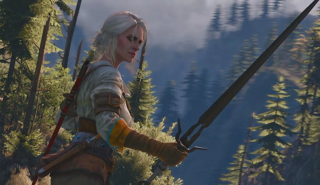In Ciri's Footsteps