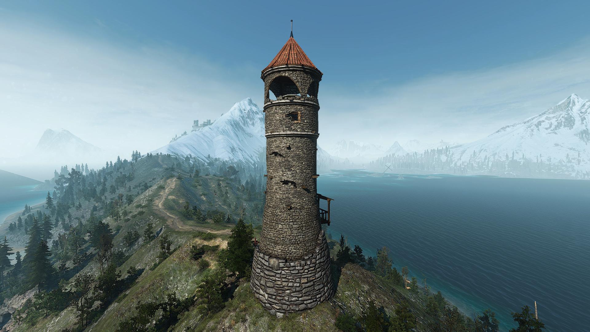 Elverum Lighthouse