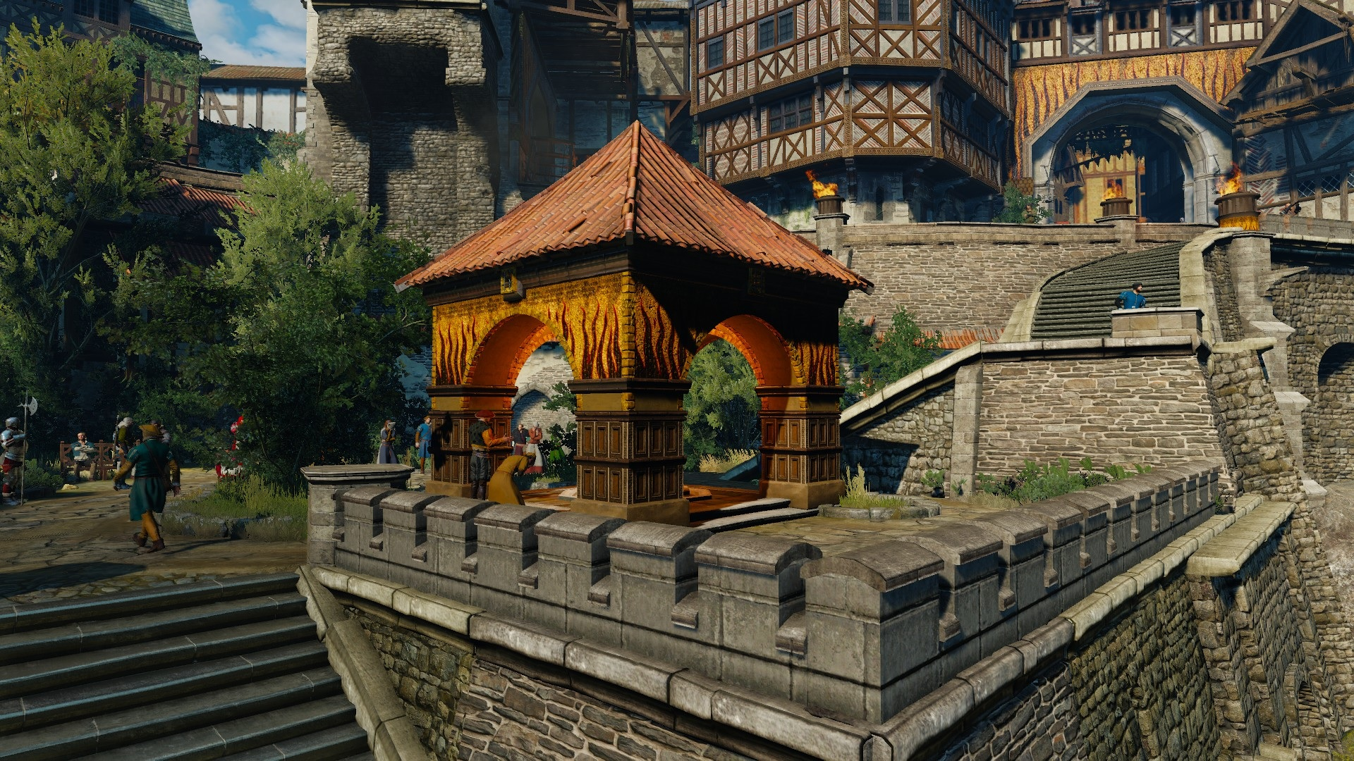 Eternal Fire shrine (Novigrad)