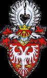 Double-headed eagle by Stanislav Komárek