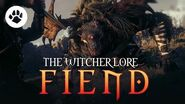 What are Fiends and Chorts? The Witcher 3 Lore - Fiends Chorts