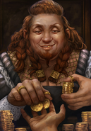 Gwent cardart syndicate Line of credit