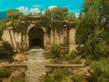 Abandoned Temple to the Prophet Lebioda