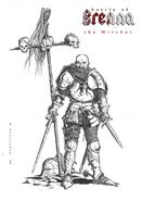 Adieu free company mercenary by 2blind2draw