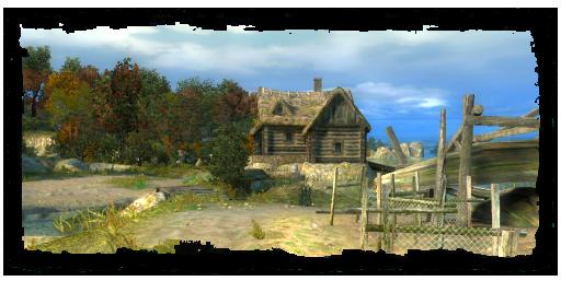 Fisher King's hut