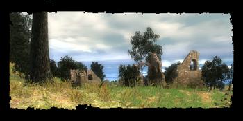 the fairytale ruins