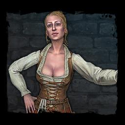 a peasant woman