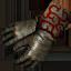 Elder Blood gauntlets