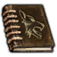 Books Generic wolf motif.png