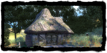 the Hermit's hut
